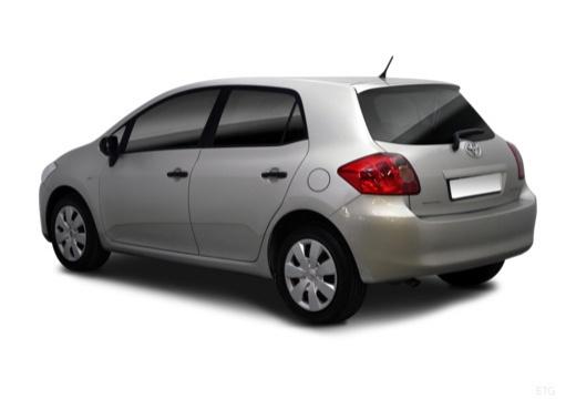 Toyota Auris I hatchback tylny lewy