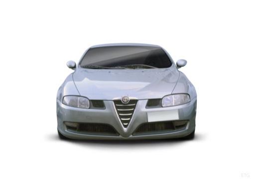 ALFA ROMEO GT coupe przedni