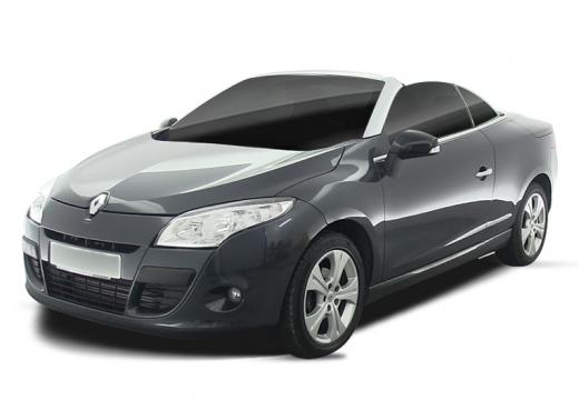 RENAULT Megane III CC kabriolet czarny