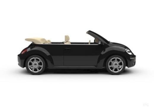 VOLKSWAGEN New Beetle Cabriolet II kabriolet boczny prawy