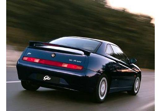 ALFA ROMEO GTV I coupe czarny tylny prawy