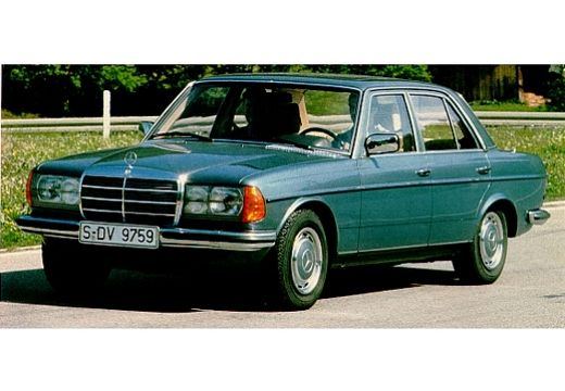 MERCEDES-BENZ 280 E Sedan 200-280E W 2.8 185KM (benzyna)