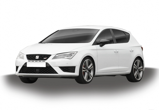 SEAT Leon IV hatchback biały
