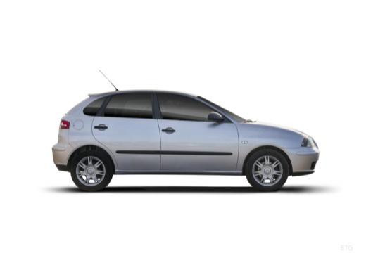SEAT Ibiza IV hatchback boczny prawy