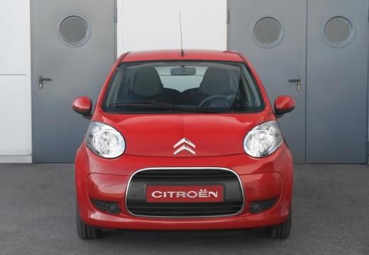 CITROEN C1 II hatchback czerwony jasny przedni