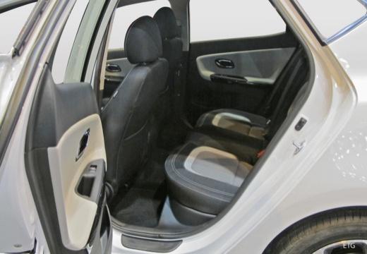 KIA Ceed IV hatchback wnętrze