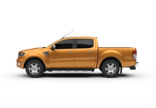 FORD Ranger pickup boczny lewy