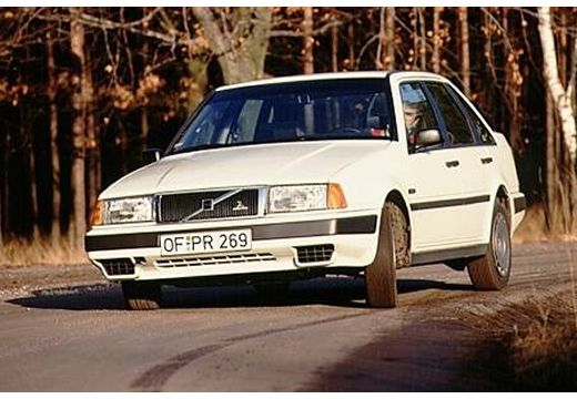 VOLVO 440 1.7 Injection Hatchback I 1.8 102KM (benzyna)