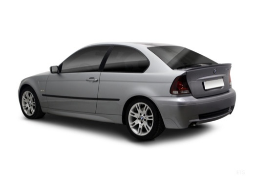 BMW Seria 3 hatchback tylny lewy