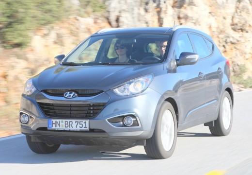 HYUNDAI ix35 2.0 Premium aut Kombi I 163KM (benzyna)