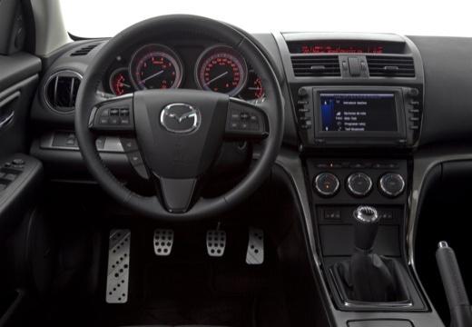Mazda 6 Sedan Iv