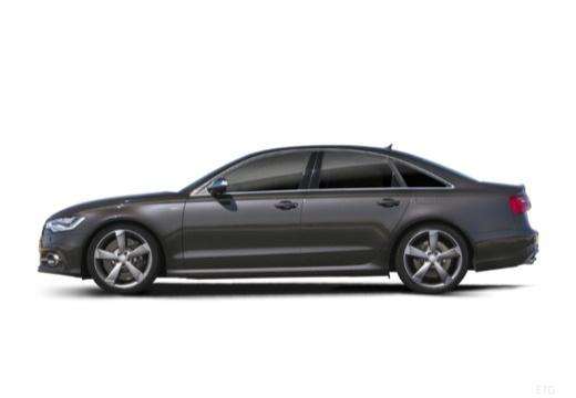 AUDI A6 C7 I sedan boczny lewy