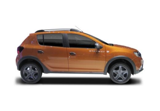 DACIA Sandero III hatchback boczny prawy