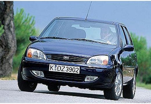FORD Fiesta 1.25 Trend Hatchback IV 1.3 75KM (benzyna)