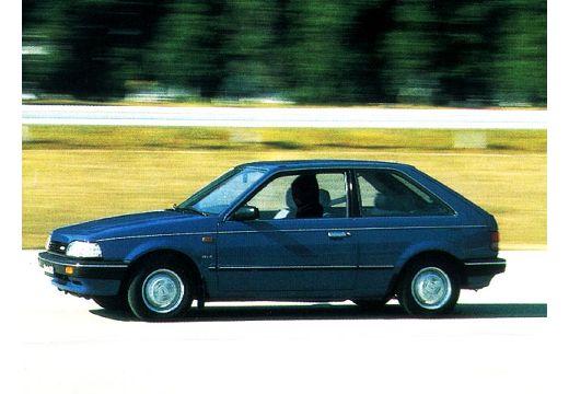 MAZDA 323 1.7 D LX Punch Hatchback II 1.8 54KM (diesel)