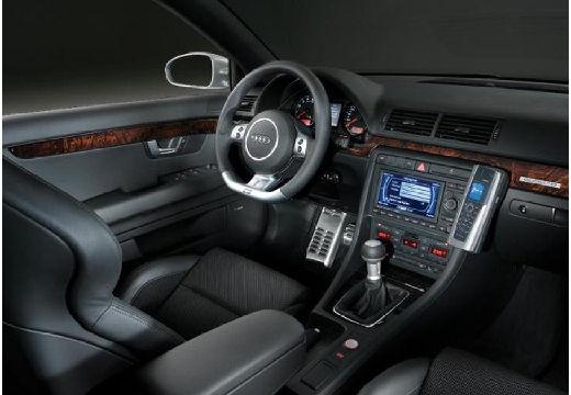 AUDI A4 Avant 8E II kombi silver grey tablica rozdzielcza
