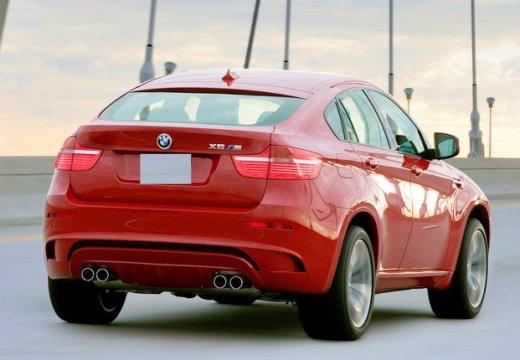 BMW X6 X 6 E71 hatchback czerwony jasny tylny prawy