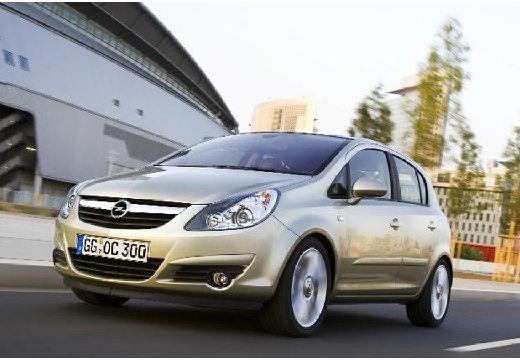 OPEL Corsa 1.2 16V Sport Hatchback D I 1.3 80KM (benzyna)