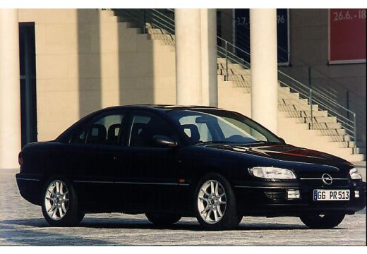 OPEL Omega sedan przedni prawy