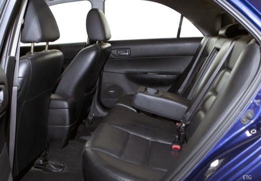 MAZDA 6 I sedan wnętrze