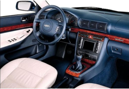 AUDI A4 B5 sedan tablica rozdzielcza