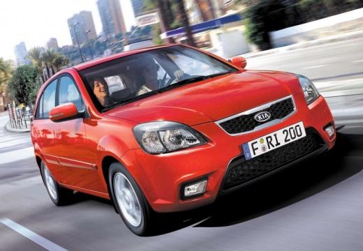 KIA Rio 1.4 Comfort aut Hatchback IV 97KM (benzyna)