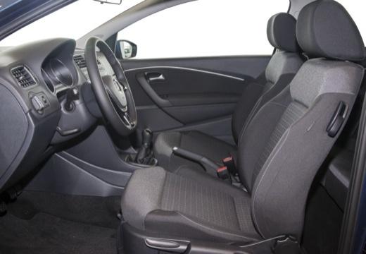 VOLKSWAGEN Polo V II hatchback wnętrze
