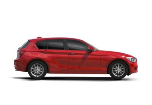 BMW Seria 1 F20 I hatchback boczny prawy