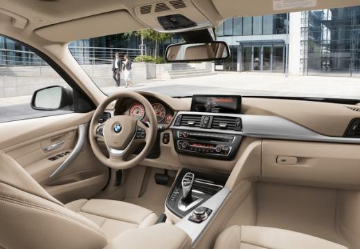 BMW Seria 3 Touring F31 I kombi tablica rozdzielcza