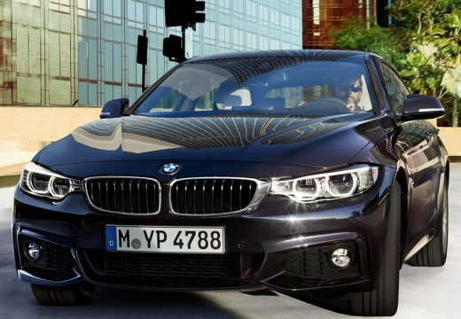 BMW Seria 4 hatchback