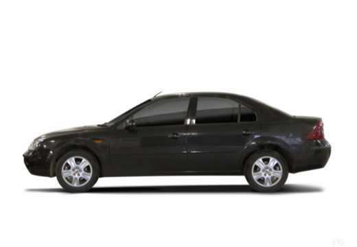 FORD Mondeo III sedan boczny lewy