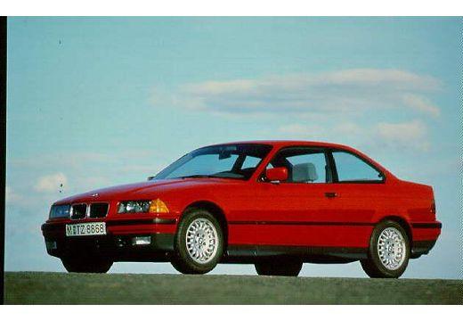 BMW Seria 3 coupe przedni lewy