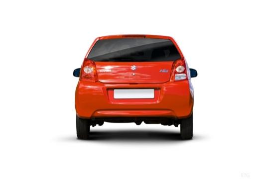 SUZUKI Alto IV hatchback tylny