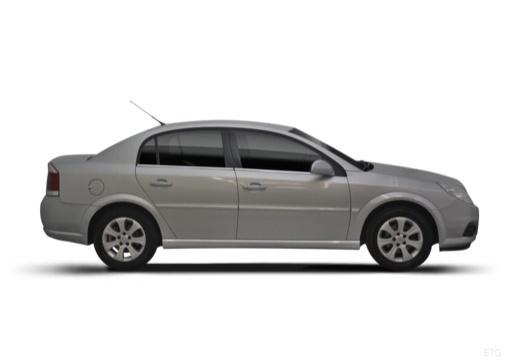 OPEL Vectra sedan boczny prawy