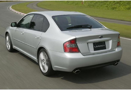 SUBARU Legacy 2.0R GL Sedan VI 165KM (benzyna)