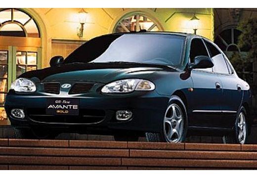 HYUNDAI Lantra 1.5 GL Sedan III 104KM (benzyna)