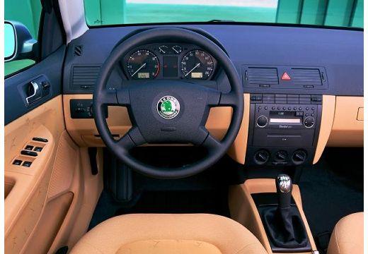 SKODA Fabia 1.9 TDI Ice Ambiente Sedan II 100KM (diesel)