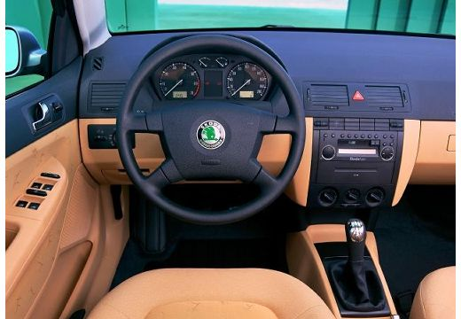 SKODA Fabia Sedan II