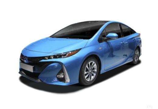 Toyota Prius hatchback przedni lewy