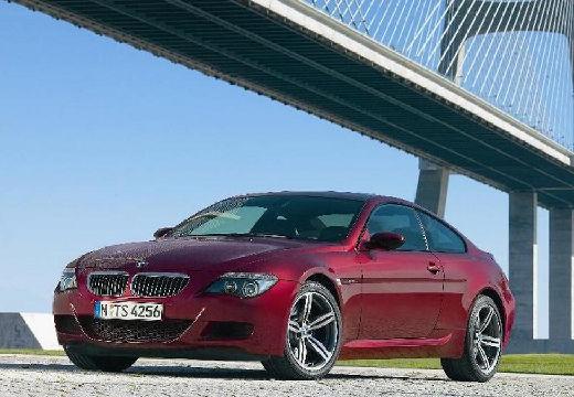 BMW M6 Coupe E63 I 5.0 507KM (benzyna)