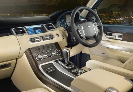 LAND ROVER Range Rover Sport III kombi tablica rozdzielcza