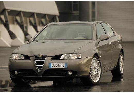 ALFA ROMEO 166 2.4JTD Progression Sedan FL 150KM (diesel)