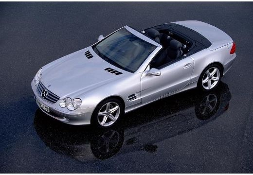 MERCEDES-BENZ SL 500 Roadster 230 I 5.0 306KM (benzyna)