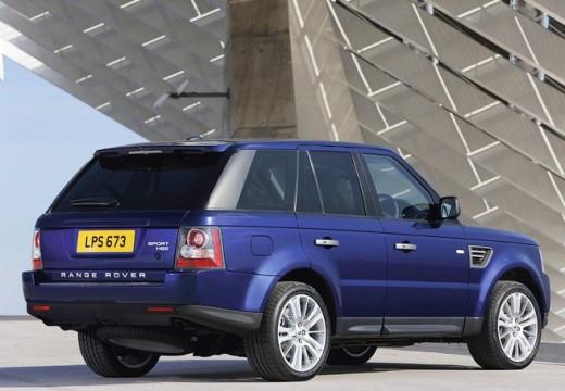 LAND ROVER Range Rover Sport III kombi niebieski jasny tylny prawy
