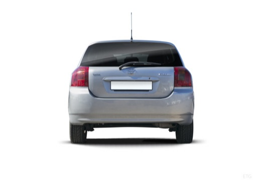 Toyota Corolla VI hatchback tylny