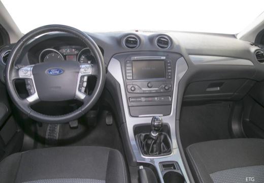 FORD Mondeo VII hatchback tablica rozdzielcza