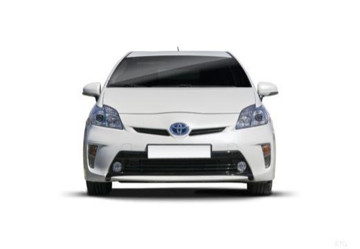 Toyota Prius III hatchback przedni