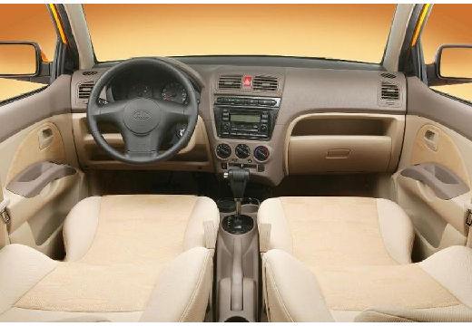KIA Picanto I hatchback tablica rozdzielcza