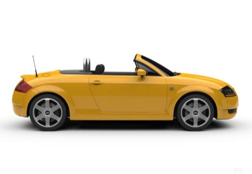 AUDI TT Coupe 8N roadster boczny prawy