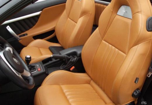 ALFA ROMEO Spider V kabriolet wnętrze